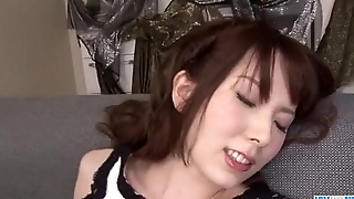 Busty&nbsp_Ramu Nagatsuki screams by way of finger fuck comport oneself